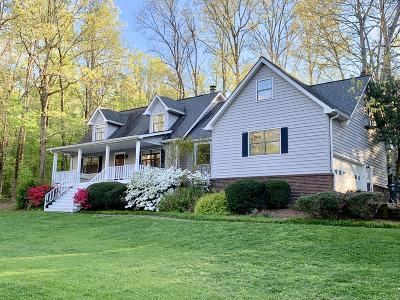 Signal Mountain Single Family Home Contingent: 604 Dunsinane Rd