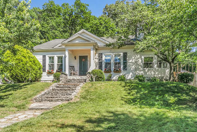 Chattanooga Single Family Home For Sale: 14 W Brow Ter