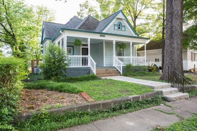 Single Family Home For Sale: 2504 Chamberlain Ave