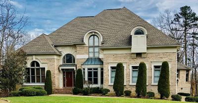 Signal Mountain Single Family Home For Sale: 408 Gentlemens Ridge