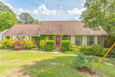 Ringgold Single Family Home For Sale: 604 Woodgate Rd
