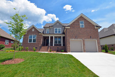Chattanooga Single Family Home For Sale: 1270 Hidden Creek Dr