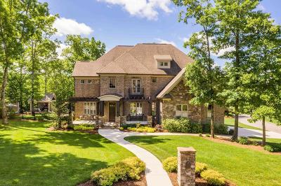 Signal Mountain Single Family Home For Sale: 3428 Cloudcrest Tr