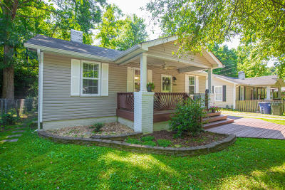 Single Family Home For Sale: 1404 Hixson Pike