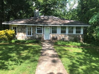 Signal Mountain Single Family Home For Sale: 323 Signal Mountain Blvd
