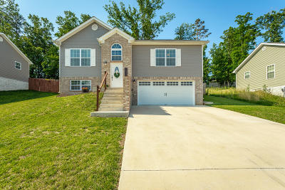 Soddy Daisy Single Family Home Contingent: 2045 Short Leaf Ln #Lts 87 &