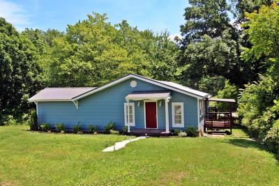 Lookout Mountain Single Family Home Contingent: 10112 Scenic Hwy