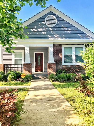 Chattanooga Single Family Home For Sale: 2107 Vine St