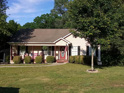 Ringgold Single Family Home For Sale: 187 Wildfire Dr