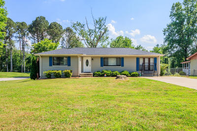 Ringgold Single Family Home For Sale: 5451 Boynton Dr