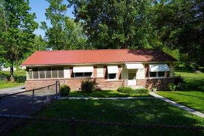 Cleveland Single Family Home Contingent: 2039 SE Broomfield Rd