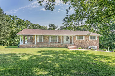 Ooltewah Single Family Home For Sale: 10443 Sims Harris Rd