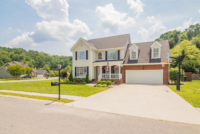 Ooltewah Single Family Home For Sale: 5882 Crooked Creek Dr