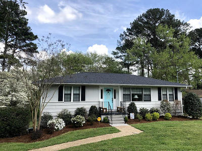 Chattanooga Single Family Home For Sale: 1030 Julian Rd