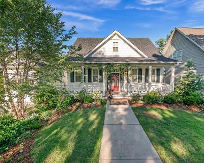 Chattanooga Single Family Home For Sale: 1116 Westwood Ave