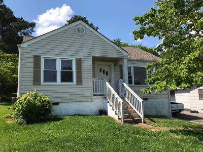 Chattanooga Single Family Home For Sale: 3421 Land St