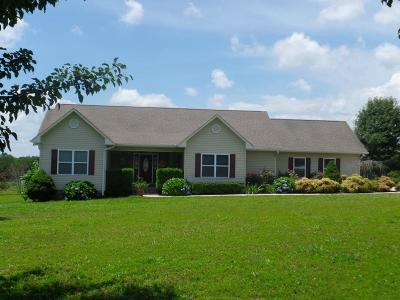 Rhea County Single Family Home For Sale: 283 Tom Garrison Rd