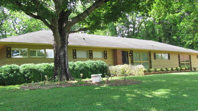 Chattanooga Single Family Home For Sale: 1317 Woodmore Ln