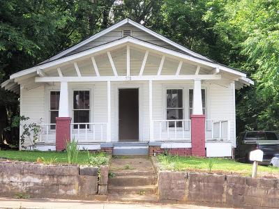 Cleveland Single Family Home For Sale: 570 E Inman St