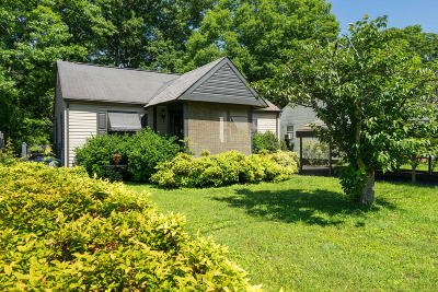 Chattanooga Single Family Home For Sale: 1309 Sewanee Dr