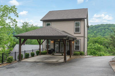 Chattanooga Single Family Home For Sale: 809 Stellar Vw