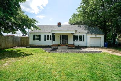 Chattanooga Single Family Home For Sale: 6 S Brooks Ave
