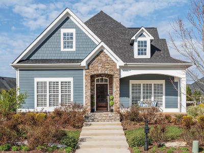 Ooltewah Single Family Home For Sale: 9551 Silent Cir