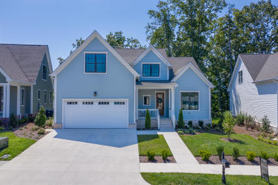 Chattanooga Single Family Home For Sale: 537 Alston Dr #Lot 66