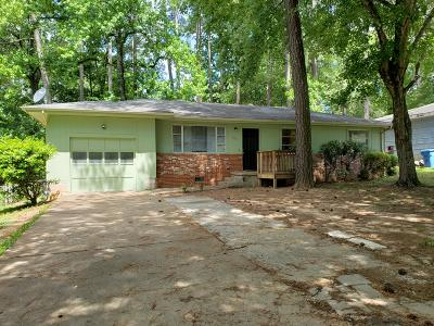 Chattanooga Single Family Home For Sale: 805 N Parkdale Ave