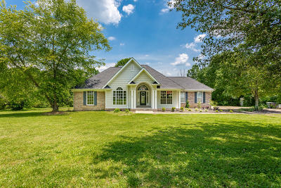 Chattanooga Single Family Home For Sale: 2102 Jenkins Rd