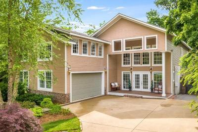 Chattanooga TN Single Family Home For Sale: $989,000
