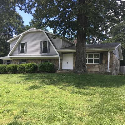 Chattanooga Single Family Home For Sale: 2803 Saint Lawrence Rd