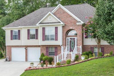 Ooltewah Single Family Home Contingent: 8061 Stillwater Cir