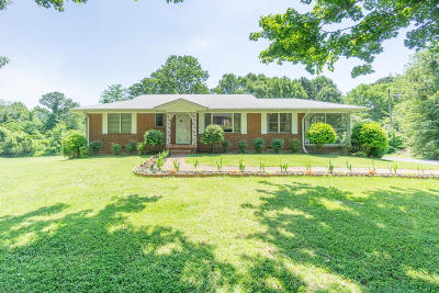 Rossville Single Family Home For Sale: 220 S Mission Ridge Dr