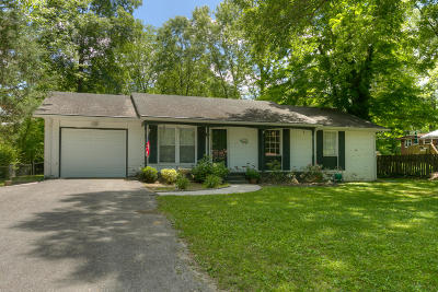 Hixson Single Family Home Contingent: 206 Serena Dr