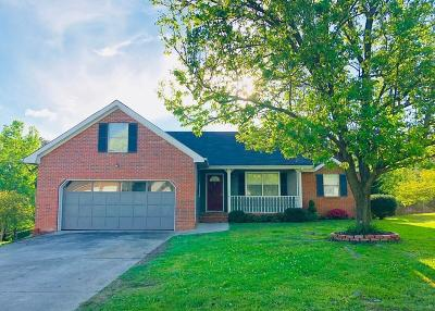 Rossville Single Family Home For Sale: 129 Oakview Dr