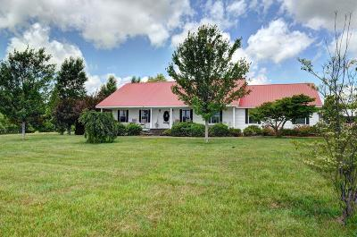 Rhea County Single Family Home For Sale: 1864 Walkertown Rd