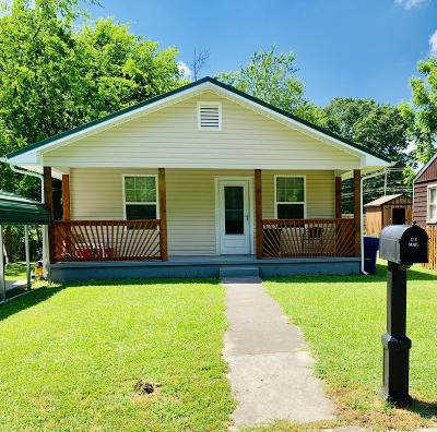 Rossville Single Family Home For Sale: 811 Lee Ave