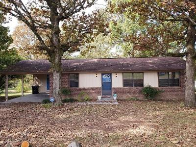 Single Family Home For Sale: 575 McDowell Rd