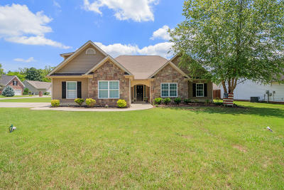 Rossville Single Family Home For Sale: 341 Sweet Birch Dr