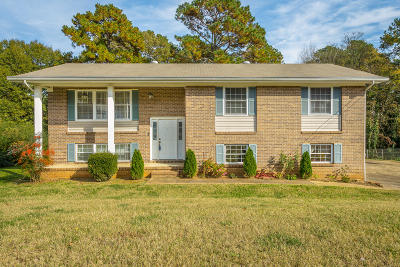 Chattanooga Single Family Home For Sale: 1447 Marijon Dr