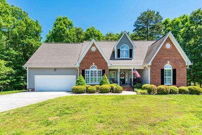 Ringgold Single Family Home For Sale: 587 Jays Way