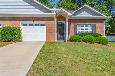 Chattanooga Single Family Home Contingent: 1029 Grey Oaks Ln