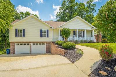 Ooltewah Single Family Home For Sale: 5737 Sarah Dr