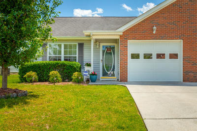 Rossville Townhouse For Sale: 332 Flagstone Dr