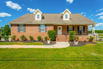 Ooltewah Single Family Home Contingent: 5714 Sundance Ct