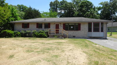 Ringgold Single Family Home For Sale: 2462 Graysville Rd