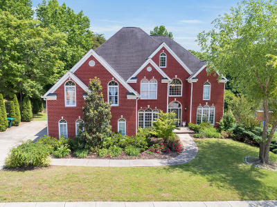 Hixson Single Family Home For Sale: 6308 Marina Pointe Cir