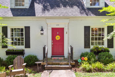 Chattanooga Single Family Home For Sale: 514 Winston Rd