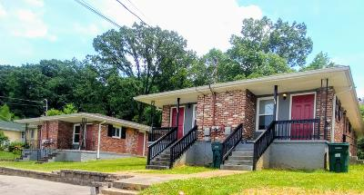 Chattanooga Multi Family Home For Sale: 788 Glenwood Dr